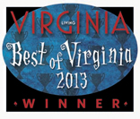 Voted Most Welcoming Bed & Breakfast of Southwest Virginia