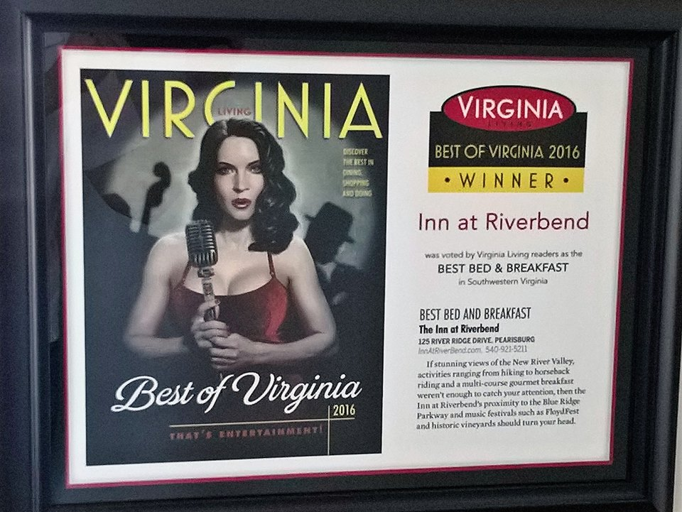 Best of Virginia Winner - Virginia Living