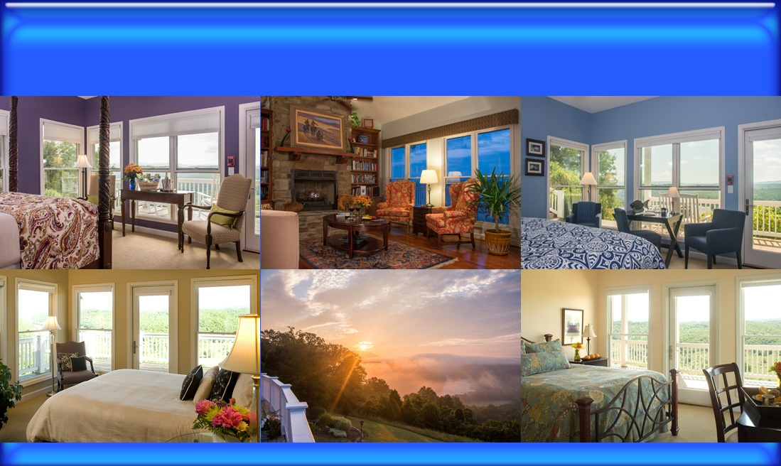 Inn at Riverbend Room Comparison